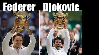 Roger Federer vs Novak Djokovic Wimbledon 2015