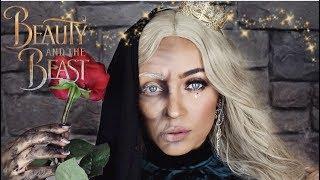 Halloween Tutorial: Old Woman/Enchantress from Beauty & the Beast   Stephanie Ledda