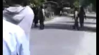 Polisi vs TNI baku tembak