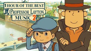 1 Hour of the Best Professor Layton Music (Part 2)