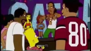 Bart Simpson el mejor rap!!!
