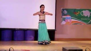 Amithi Dance Performance on Radha Nachegi - Tevar