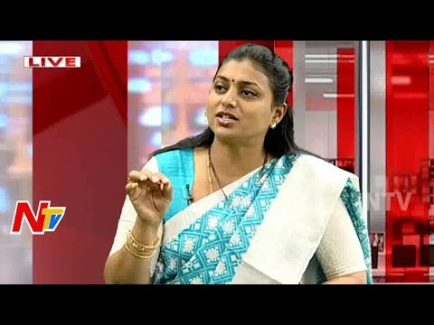 Xxx Mp4 MLA Roja Emotionally Says About Her Suspension In KSR Live Show NTV 3gp Sex
