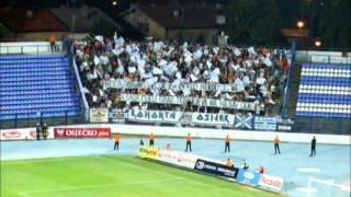 1. HNL '11-'12 NK Osijek - Dinamo Zagreb 0:4