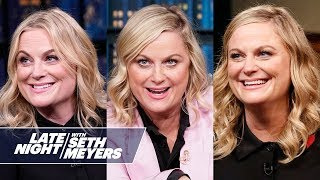 Best of Amy Poehler on Late Night with Seth Meyers