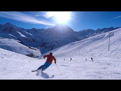 5 Tipps: Skifahren lernen auf steilen Hängen Pisten | Quick Tipps #13