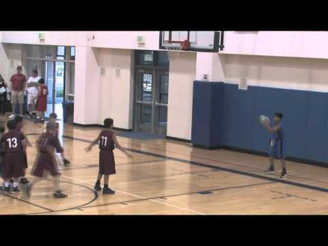 Jason: National Junior Basketball 2012 clips HD