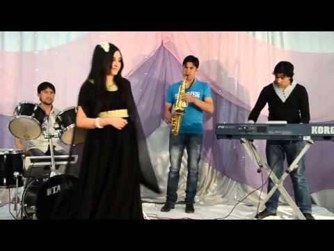 Pashto New Singer song Dunya Ghazal تانه شم قربان ياره 2013