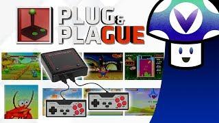 [Vinesauce] Vinny - Plug & Plague: Lexibook Retro TV Game Console - 300 Games