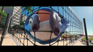 Rio | teaser #1 US (2011) 3D