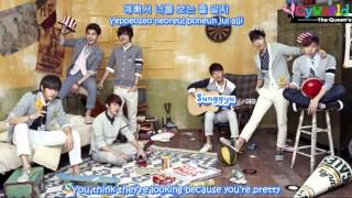 [New Challenge Album] 7. Infinite 인피니트 - An Inconvenient Truth 불편한 진실 (Hangul/Rom/Eng Color Coded)