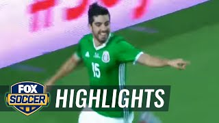 Rodolfo Pizarro gives Mexico an early lead vs. Honduras | 2017 CONCACAF Gold Cup Highlights