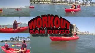 Workout San Diego talk show in San Diego