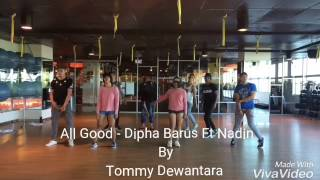 All Good - Dipha Barus Ft Nadin