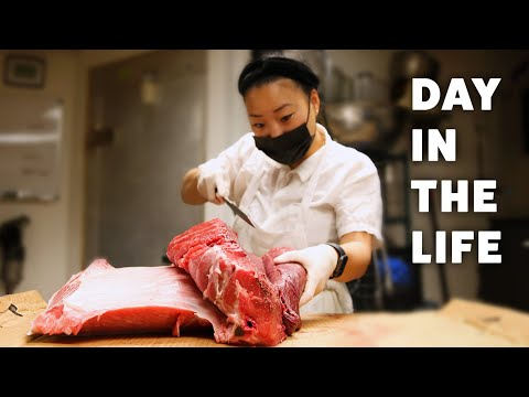 Day In The Life of A Michelin Star Chef