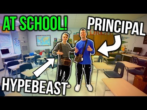 Xxx Mp4 Turning My High School Principal Into A Hypebeast 1000 Outfit 3gp Sex