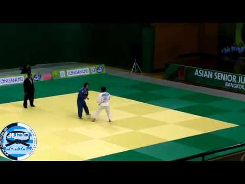 Xxx Mp4 Asian Judo Championships Bangkok 2013 Semifinal 57kg DORJSUREN MGL ISHIKAWA Megumi JPN 3gp Sex