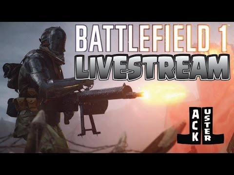 Battlefield 1 - Conquest and Operations