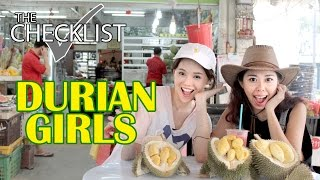 EP8 THE CHECKLIST - Being Durian Semi-Pro