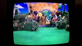 Closing To The Wiggles: Wiggly Play Time 2001 VHS