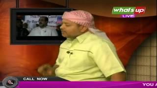 Arab Gau Raksha Dal President Abdullah Bahamid Hyderabad Whats Up Live Stream!