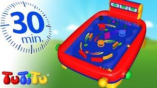 TuTiTu Specials | Pinball | Best Kids Toys | 30 Minutes Special