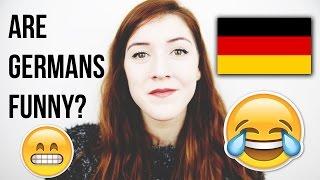 German VS. British HUMOUR!