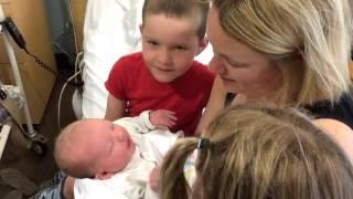 Cian O'Brien, Birth, 31st October 2015