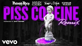 Philthy Rich - Piss Codeine (Actavis) (Audio) ft. Kevin Gates, Young Dolph, Icewear Vezzo