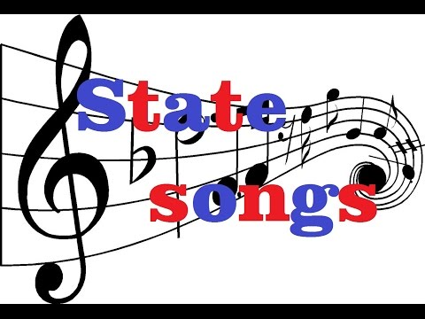 Snippets of All the State songs