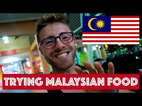 Xxx Mp4 TRYING MALAYSIAN FOOD IN SARAWAK BORNEO TRAVEL MALAYSIA 3gp Sex