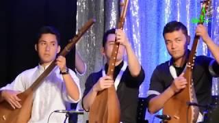 Taher Khavari Voice of peace کنسرت دمبوره ارکسترال