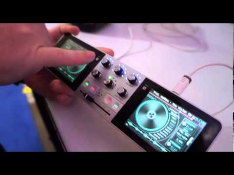 PDJ Portable DJ system hands on | Engadget