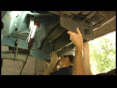 How to Install a Trailer Hitch : Installing a Trailer Hitch