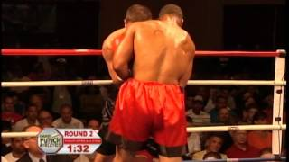 TERRANCE SMITH JR Vs RICH GINGAS: CES BOXING UP FOR GRABS
