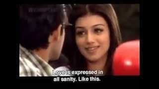 Ayesha takia kiss clip from movie Tarzaan