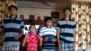 The Jungle book song  jangal jangal baat chali hai by JVST