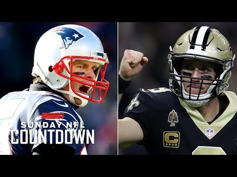 Rams Saints Patriots Chiefs will be a race to 40 points Charles Woodson NFL Countdown
