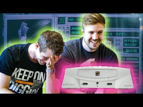 Testing Apple's FORGOTTEN GAME CONSOLE from 1996