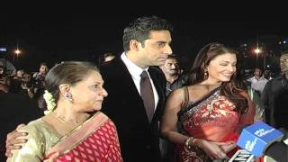 Aishwariya Rai in Red Saree | Bolly2box