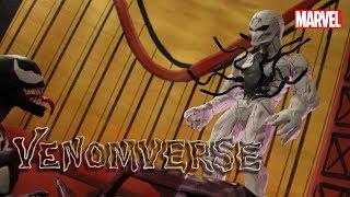 Venom meets Poison Spider-Man in the VENOMVERSE -- Episode 2