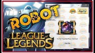 New 2017 - Influence Points Farming RoBot + Leaverbuster Removal Tool    League of Legends