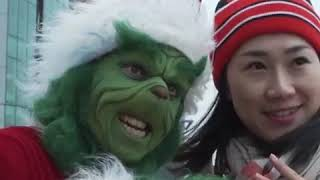 The grinch is out! Again, Manchester United Derby