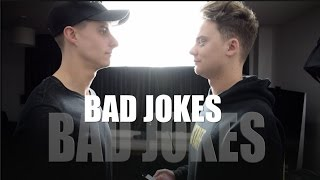 BAD JOKES FT  CONOR & JACK MAYNARD & ANTH