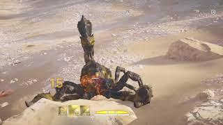 Assassin's Creed Origins - Kill Super-Scorpion in Aton