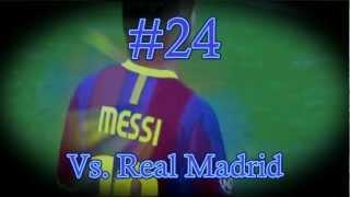 Lionel Messi TOP 50 Goals [HD]