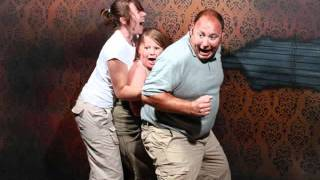 FACES YOUR FEARS...(hidden camera in haunted house)