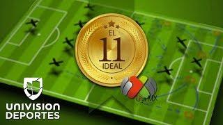 El XI ideal de la Jornada 3 del Clausura 2018