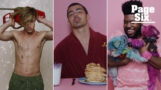 Can you name all of the 'Boys' in Charli XCX's video?   Page Six