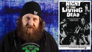 Night of the Living Dead - a Movie Review in memory of George A. Romero